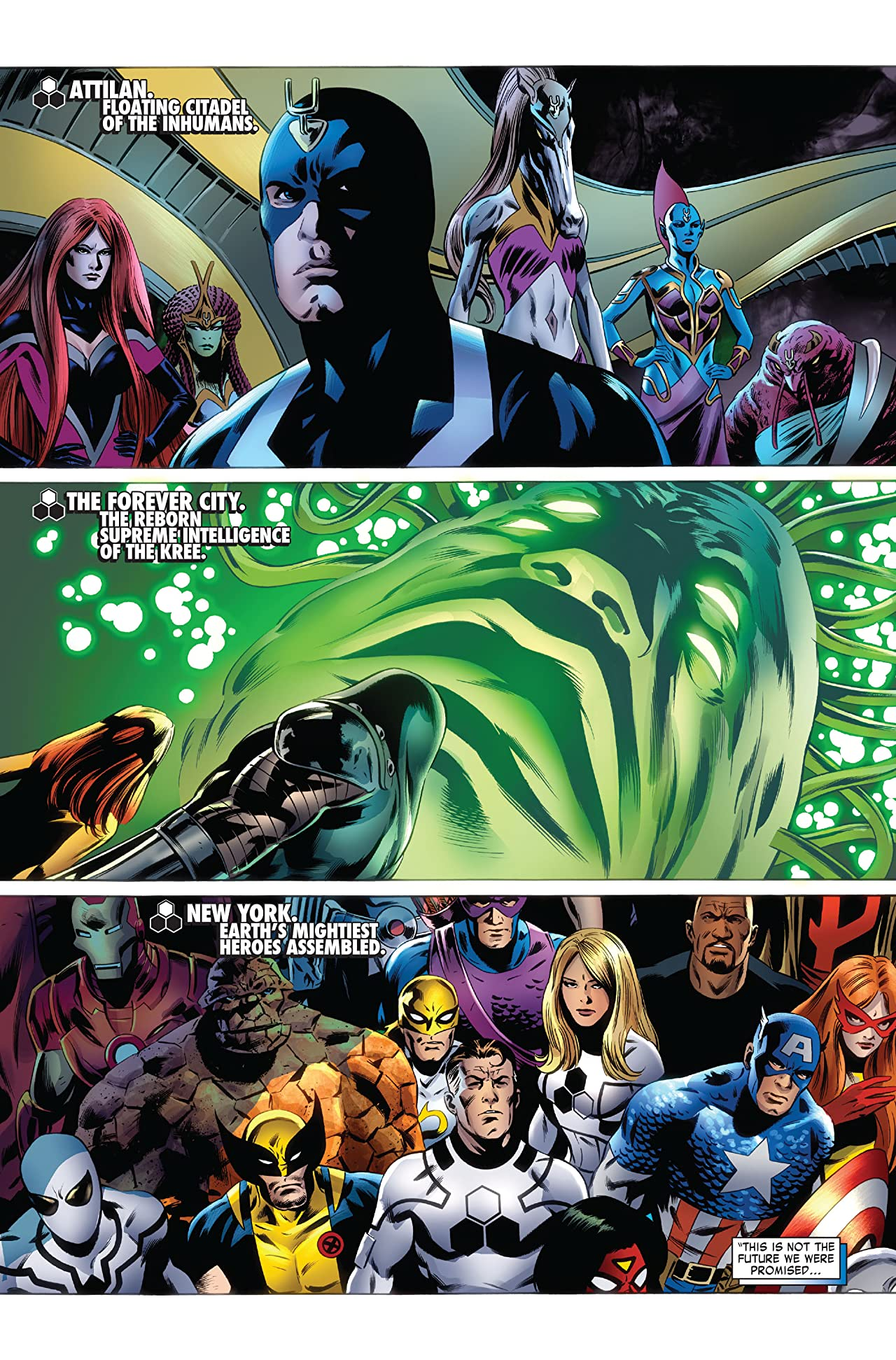 Fantastic Four By Jonathan Hickman Vol. 5