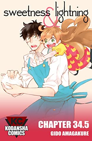 Sweetness and Lightning #34.5