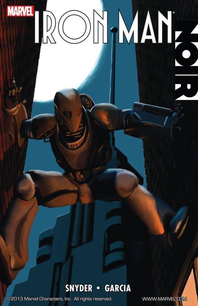 Iron Man Noir