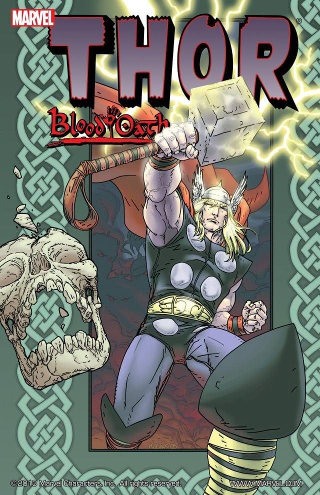Thor: Blood Oath