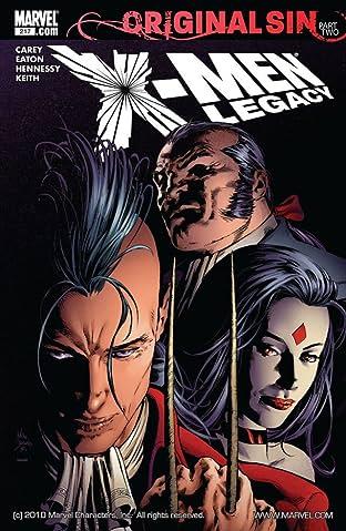 X-Men: Legacy (2008-2012) #217