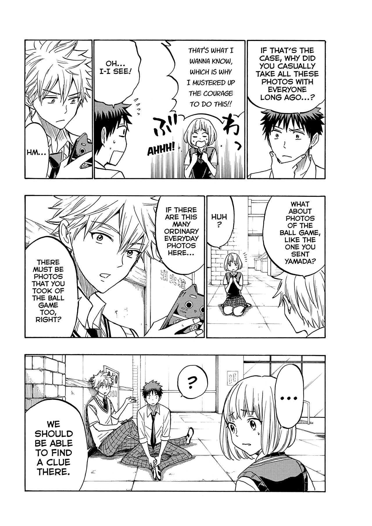 Yamada-kun and the Seven Witches #209