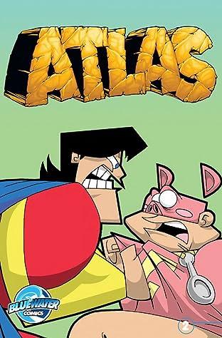 Atlas Vol. 2 #2