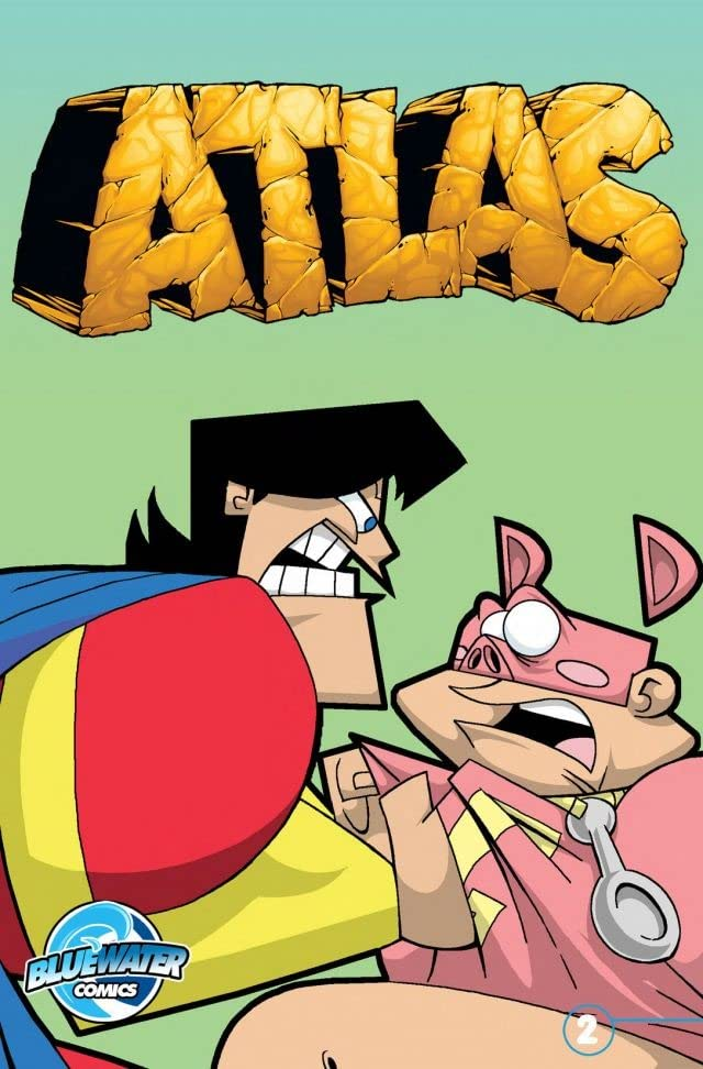 Atlas Vol. 2 #2