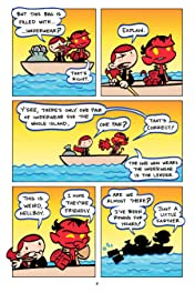 Itty Bitty Hellboy: The Search for the Were-Jaguar!