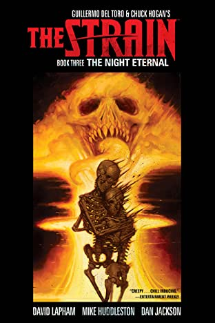 The Strain: Book Three: The Night Eternal