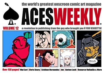 Aces Weekly Vol. 12