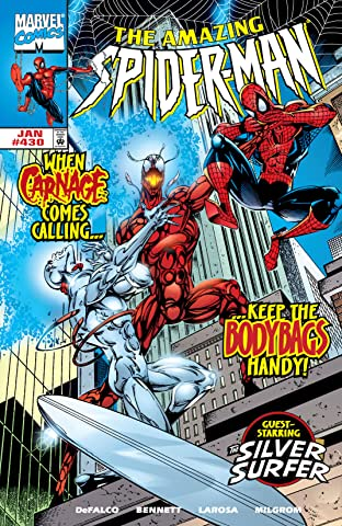 Amazing Spider-Man (1963-1998) #430