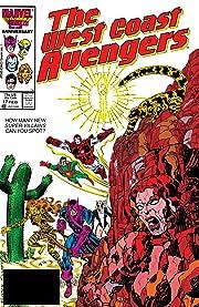 Avengers West Coast (1985-1994) #17