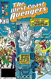 Avengers West Coast (1985-1994) #22