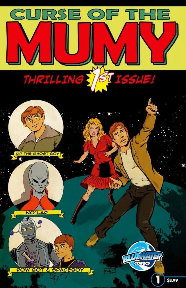 Curse of the Mumy #1