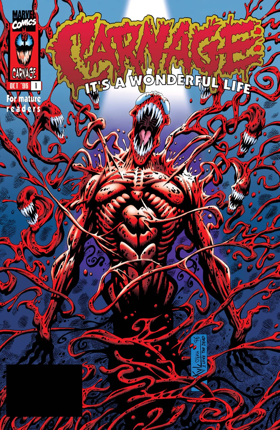 Carnage: It's A Wonderful Life (1996) #1