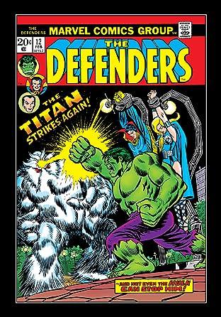 Defenders (1972-1986) #12