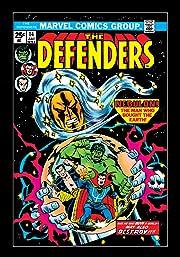 Defenders (1972-1986) #14