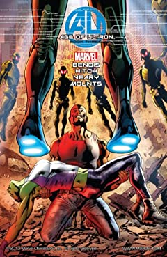 Age of Ultron No.3 (sur 10)