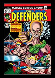 Defenders (1972-1986) #16