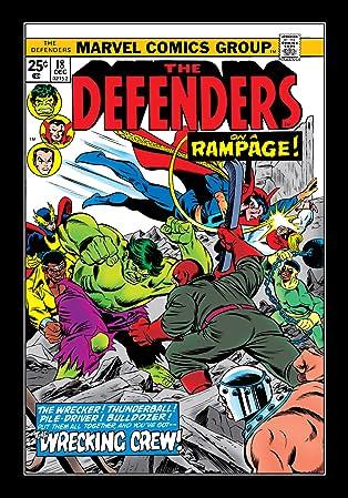 Defenders (1972-1986) #18