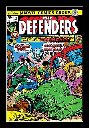 Defenders (1972-1986) #19