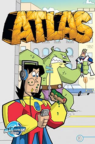Atlas Vol. 2 #3
