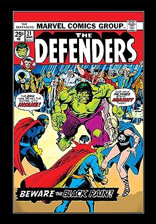 Defenders (1972-1986) #21