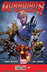 Guardians of the Galaxy (2013-) #1