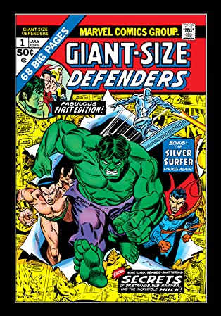 Giant-Size Defenders (1974-1975) #1