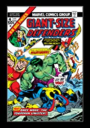 Giant-Size Defenders (1974-1975) #4
