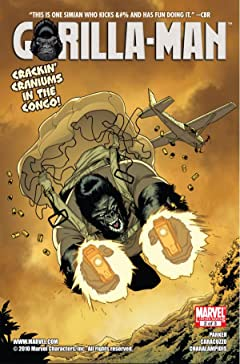 Gorilla Man #2 (of 3)
