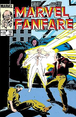 Marvel Fanfare (1982-1992) #19