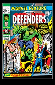 Marvel Feature (1971-1973) #1