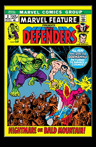 Marvel Feature (1971-1973) #2