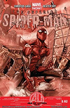 Superior Spider-Man #6AU