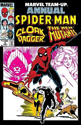 Marvel Team-Up (1972-1985) Annual #6