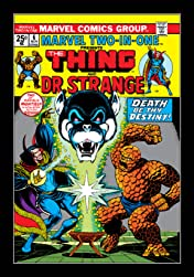 Marvel Two-In-One (1974-1983) #6