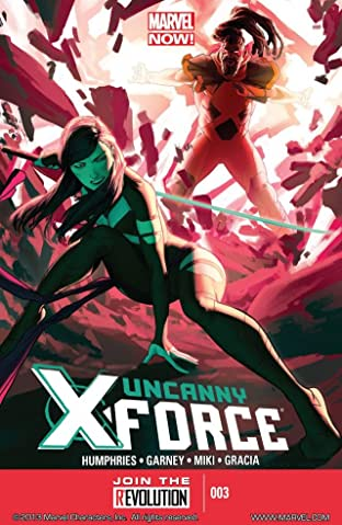 Uncanny X-Force (2013-2014) No.3