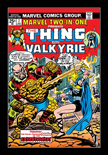 Marvel Two-In-One (1974-1983) #7