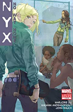 NYX: No Way Home (2008-2009) #1 (of 6)