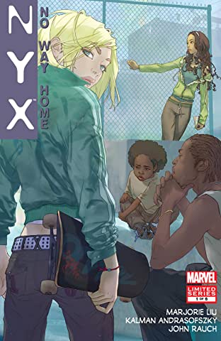 NYX: No Way Home (2008-2009) #1 (of 6)