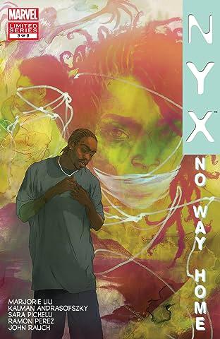 NYX: No Way Home (2008-2009) #3 (of 6)