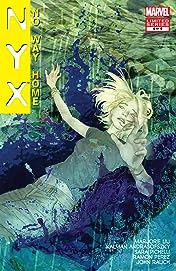NYX: No Way Home (2008-2009) #4 (of 6)