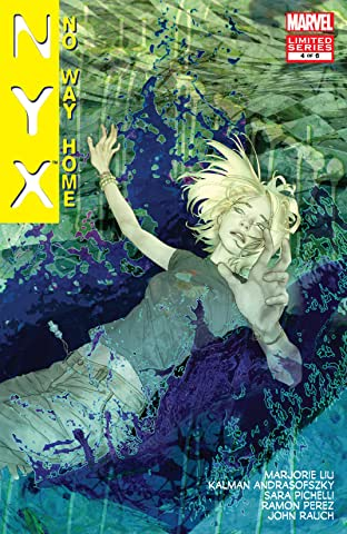 NYX: No Way Home (2008-2009) #4 (of 6)