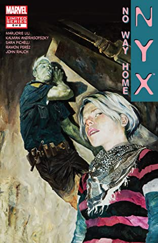 NYX: No Way Home (2008-2009) #6 (of 6)