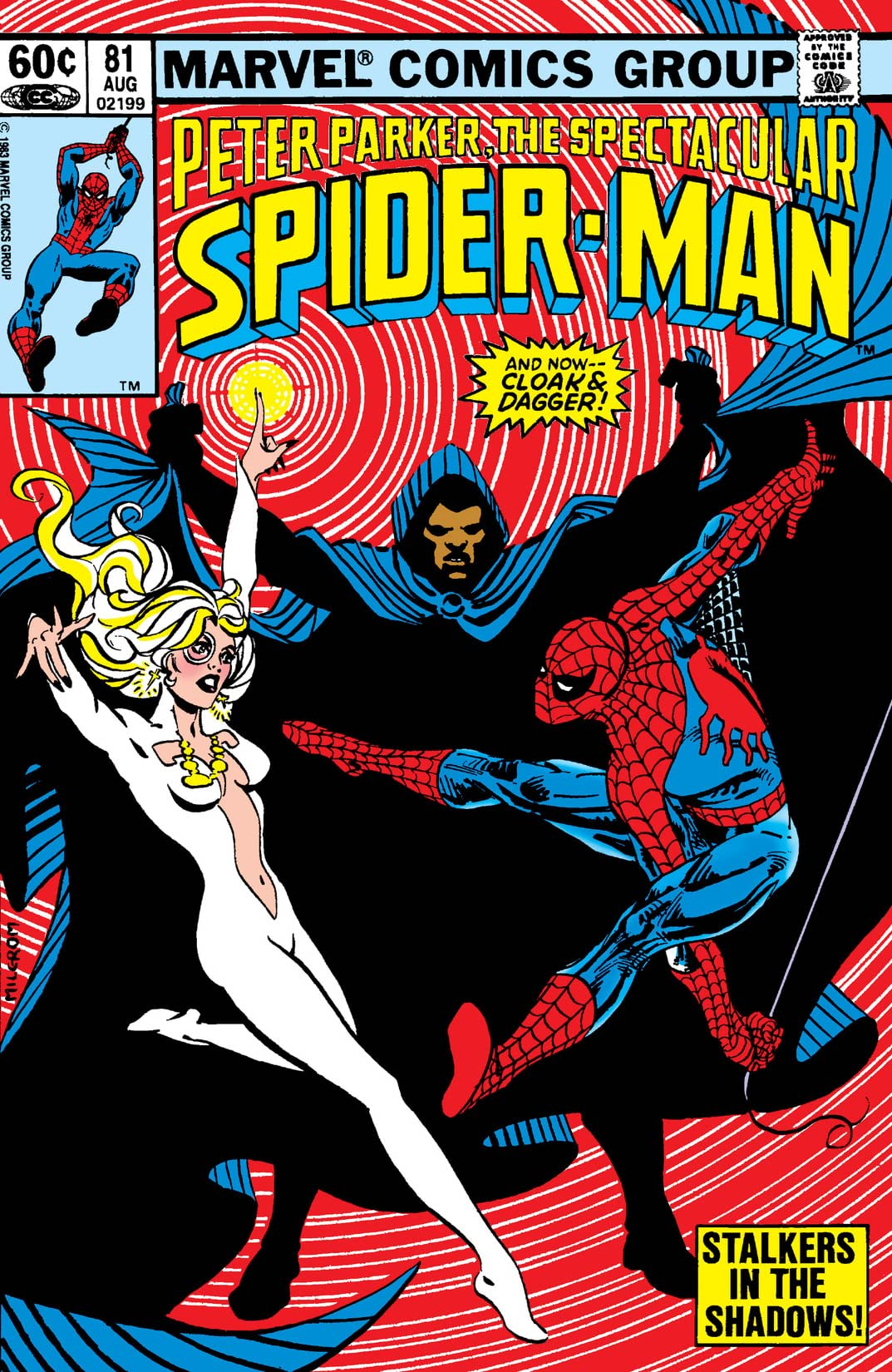 Peter Parker, The Spectacular Spider-Man (1976-1998) #81