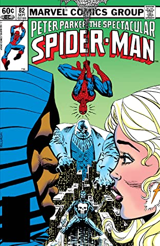 Peter Parker, The Spectacular Spider-Man (1976-1998) #82