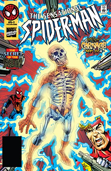 Sensational Spider-Man (1996-1998) #3
