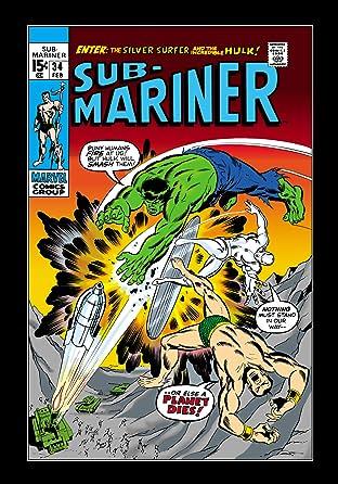 Sub-Mariner (1968-1974) #34