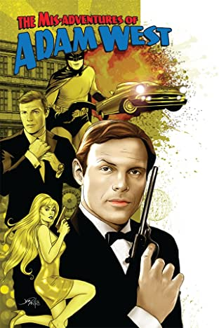 Misadventures of Adam West Vol. 1