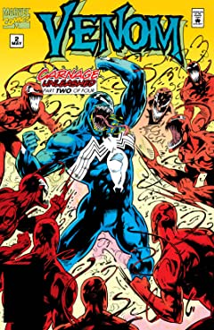 Venom: Carnage Unleashed (1995) No.2 (sur 4)