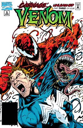 Venom: Carnage Unleashed (1995) No.3 (sur 4)