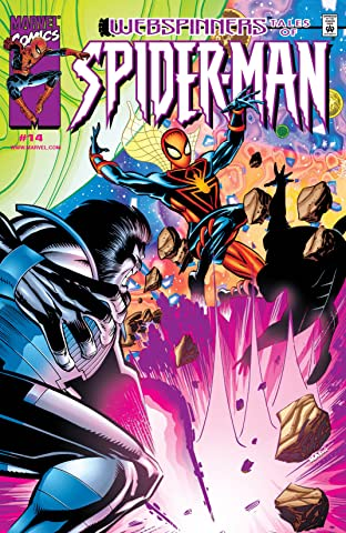 Webspinners: Tales of Spider-Man (1999-2000) No.14